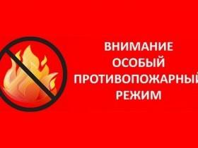На территории Республики Башкортостан введен особый противопожарный режим